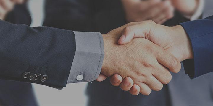 Blackwell Partners Shake Hands