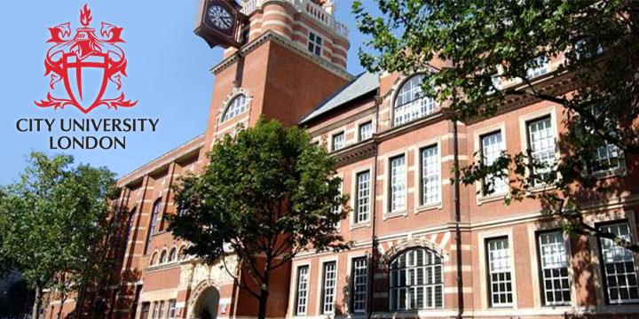 City University London Logo Case Study