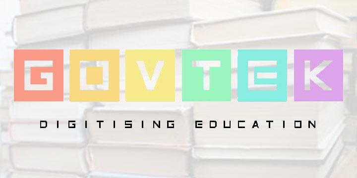 GOVTEK logo news