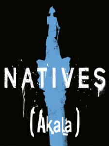 Natives by Akala book cover