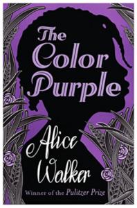 The colour purple book cover