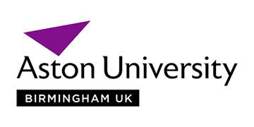 Aston University Birmingham Logo