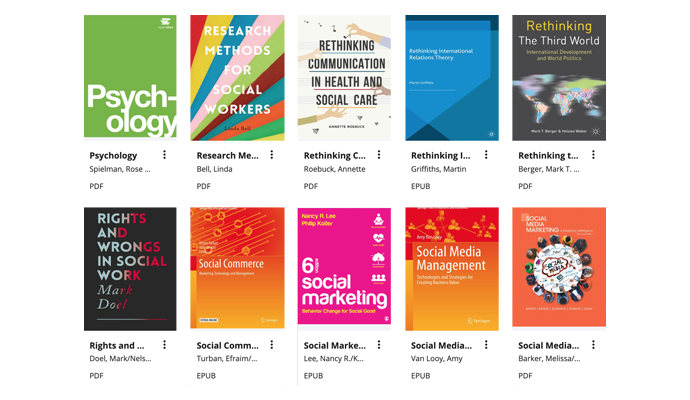 Books for students screenshot
